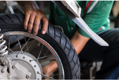 Got Fresh Rubber? Learn How to Break In Your New Motorcycle Tires