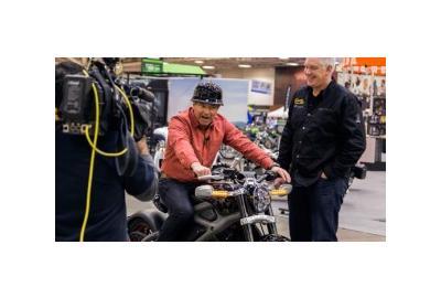 Minneapolis Progressive International Motorcycle Show