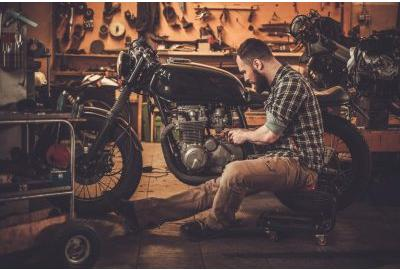 Tips for getting your motorcycle ready for your first ride of the year