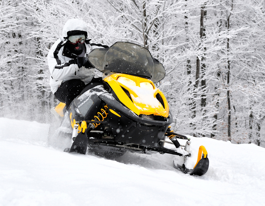 Preparing for Your Long-Distance Snowmobile Trip