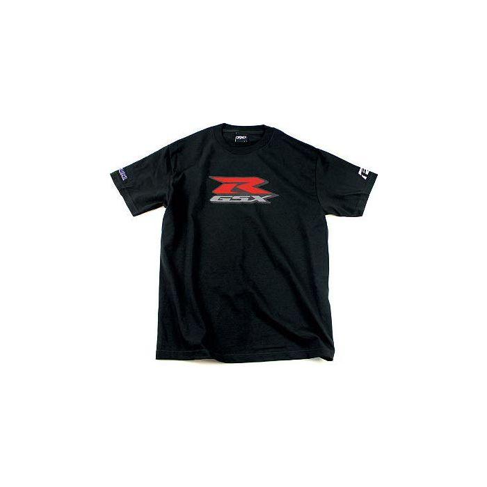 Black, X-Large Factory Effex 15-88484  Suzuki GSXR T-Shirt