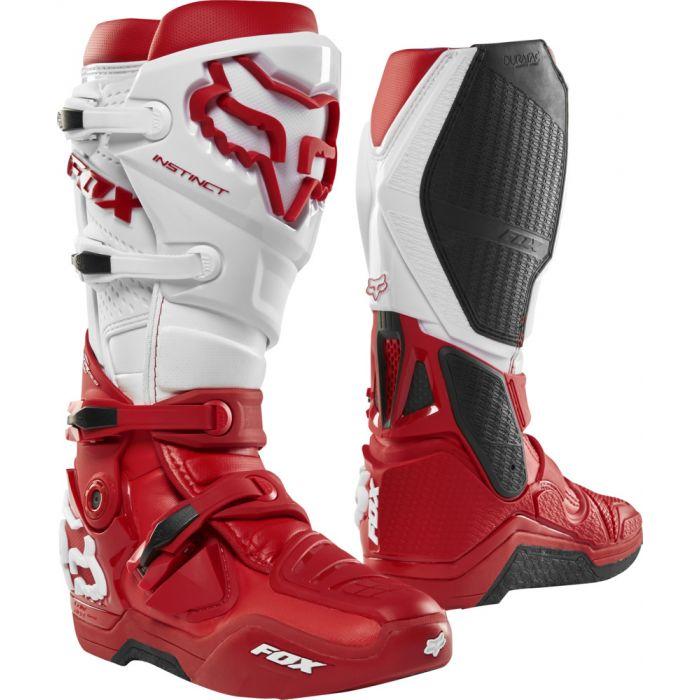 10 RED Fox Racing 2019 Instinct Boots