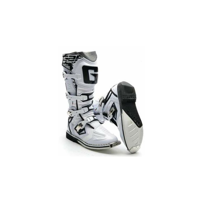 Gaerne 2018 G-React Boots WHITE 8