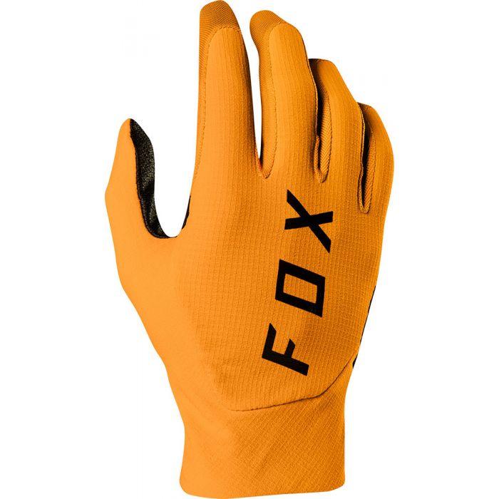 2019 Fox Racing Flexair Gloves-Orange Flame-S