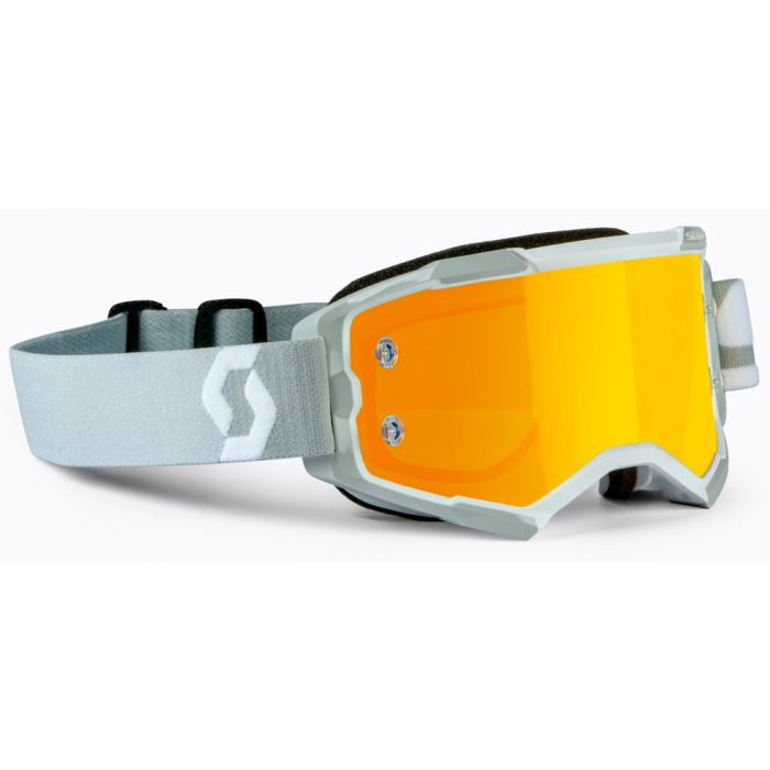 Scott Fury MX Goggle Cross//MTB Occhiali Arancione//Nero//Arancione Cromo Works