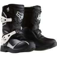 Fox Racing Comp 5K Toddler Boots Black/Silver
