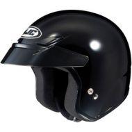HJC CS-5N Open Face Helmet Black