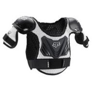 Fox Racing PeeWee Titan Roost Deflector Black/Silver Medium/Large