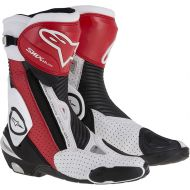 Alpinestars SMX Plus Vented  Boot Black/Red/White