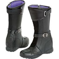 Joe Rocket Heartbreaker Womens Boots Black