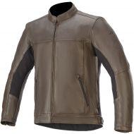 Alpinestars Topanga Leather Jacket Brown