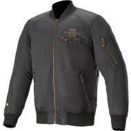 Alpinestars Oscar Bombers Jacket Black