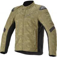 Alpinestars T-SP5 Rideknit Jacket Military Green Camo/Black