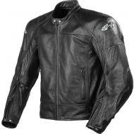 Joe Rocket Sonic 2.0 Leather Perforated Jacket Black