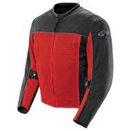 Joe Rocket Velocity Jacket Red/Black