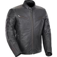 Joe Rocket Vintage Rocket Leather Jacket Black/Black