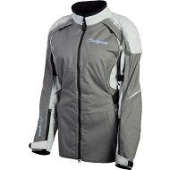 Scorpion Zion Womens Textile Jacket Grey