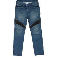 Joe Rocket Accelerator Kevlar Riding Jean Blue Regular Length