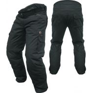 Mobile Warming Dual Power 12V Heated Pants Black