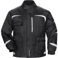 Tourmaster Sentinel 2.0 Rain Jacket Black/Black