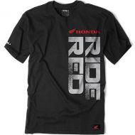 Factory Effex Honda Ride Red Vert T-Shirt Black
