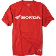 Factory Effex Honda Horizontal T-Shirt Red