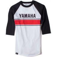Factory Effex Yamaha Vintage T-Shirt White/Black