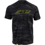 509 Night Ops T-shirt Black Camo
