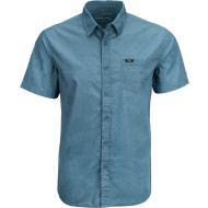 Fly Racing Button Up Shirt Indigo Blue