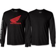 Factory Effex Honda Long Sleeve Shirt Black