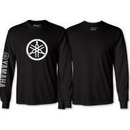 Factory Effex Yamaha Long Sleeve Shirt Black