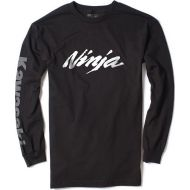 Factory Effex Kawasaki Ninja Long Sleeve Shirt Black