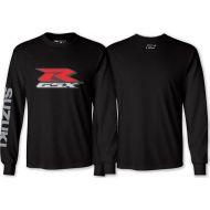 Factory Effex Suzuki GSX-R Long Sleeve Shirt Black