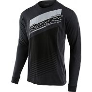 Troy Lee Designs Long Sleeve Shirt Polaris RZR Charcoal Heather