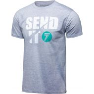 Seven Send It Youth T-Shirt Heather Gray