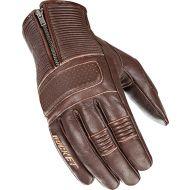 Joe Rocket Cafe Racer Glove Brown