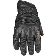 Speed and Strength Rust and Redemption Leather Gloves Black