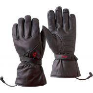 Gerbing GT4 12V Leather Heated Mens Gloves Black