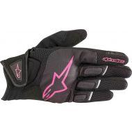 Alpinestars Atom Womens Gloves Black/Pink