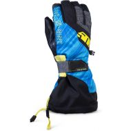 509 Backcountry Snowmobile Gloves Blue Hi-Vis