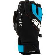 509 Freeride Snowmobile Gloves Cyan