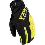 FXR Attack Lite Glove Hi-Vis