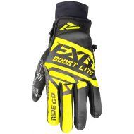 FXR Boost Lite Glove Black/Hi-Vis