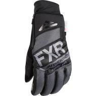 FXR Transfer Pro-Tec Gloves Black Ops