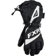 FXR Fuel Glove Black/White