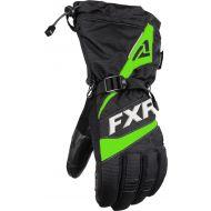 FXR Fuel Glove Black/Lime
