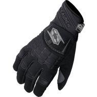 Castle X Launch Snowmobile Gloves Black