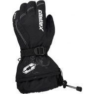 Castle X Legacy G1 Womens Snowmobile Gloves Black