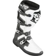 FXR Factory Ride MX Boots Black/White
