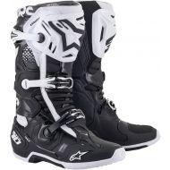 Alpinestars 2021 Tech 10 Boots Black/White